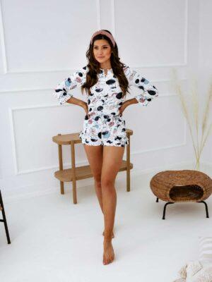 Piżama MOON z koszulką